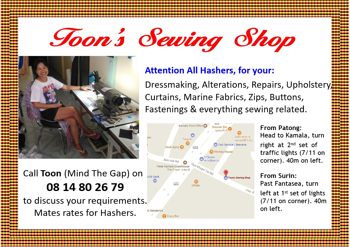 Toon's Sewing Shop